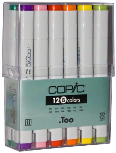 Copic Marker Box
