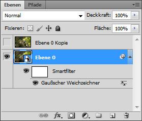 Photoshop: Smartfilter