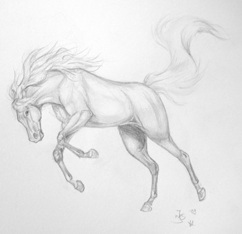 BlueThunder: freies Zeichnen