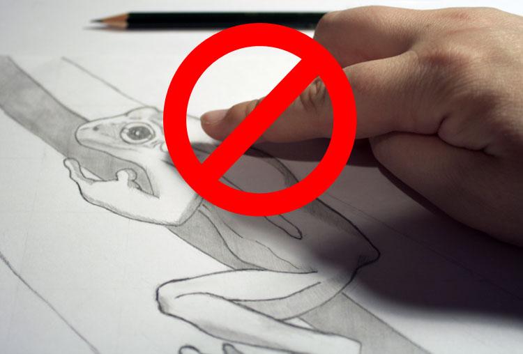 Zeichentechnik Bleistift Schattieren Mit Estompen Wie Gehts