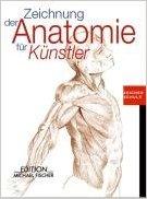 Zeichnung der Anatomie für Künstler