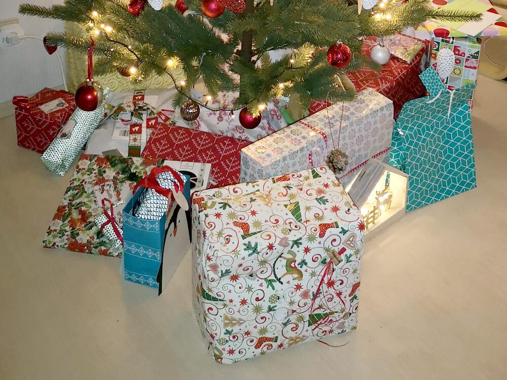 5 Ausmalbilder zu Weihnachten