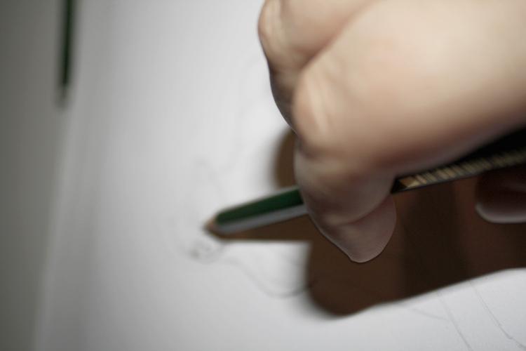 Kann man zeichnen verlernen?
