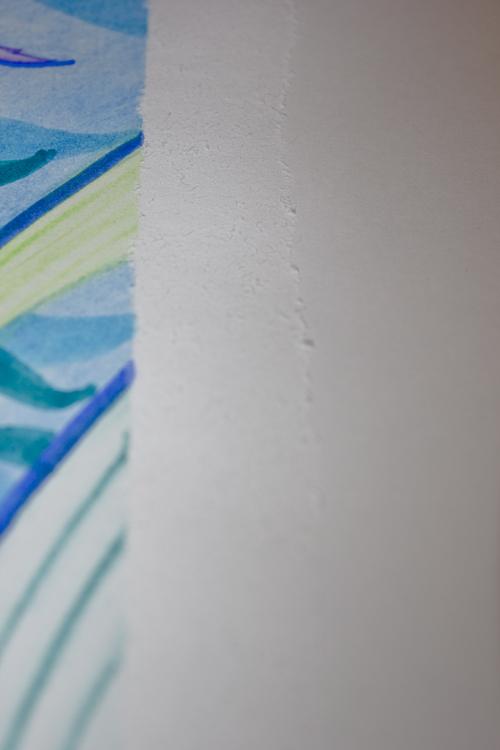 Beschädigungen vom Malerkrepp