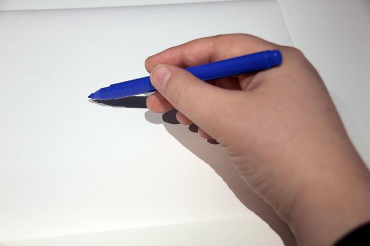 Filzstifte retten, wenn sie nicht mehr malen