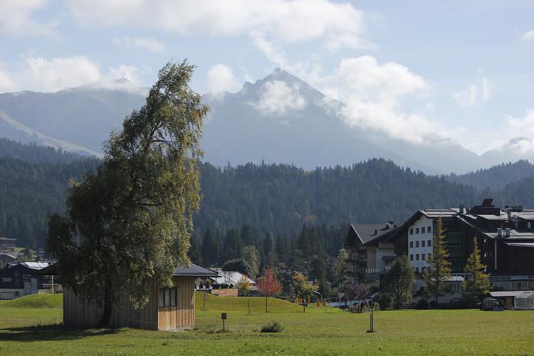 Foto: Berglandschaft - Original