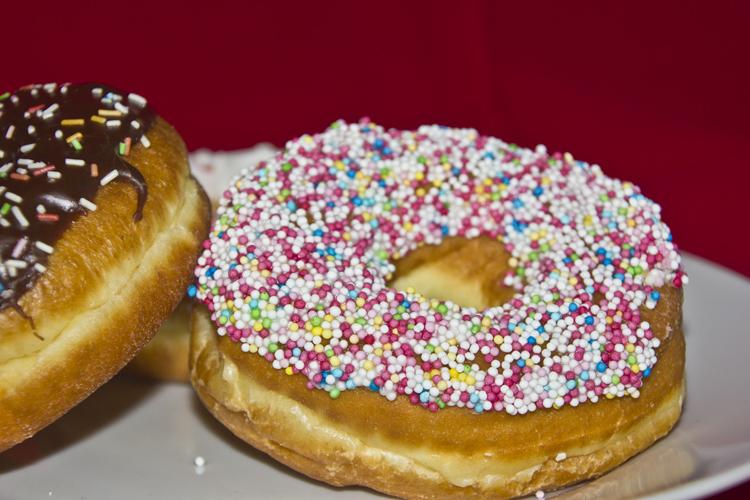 Foto: Donuts - Bearbeitet