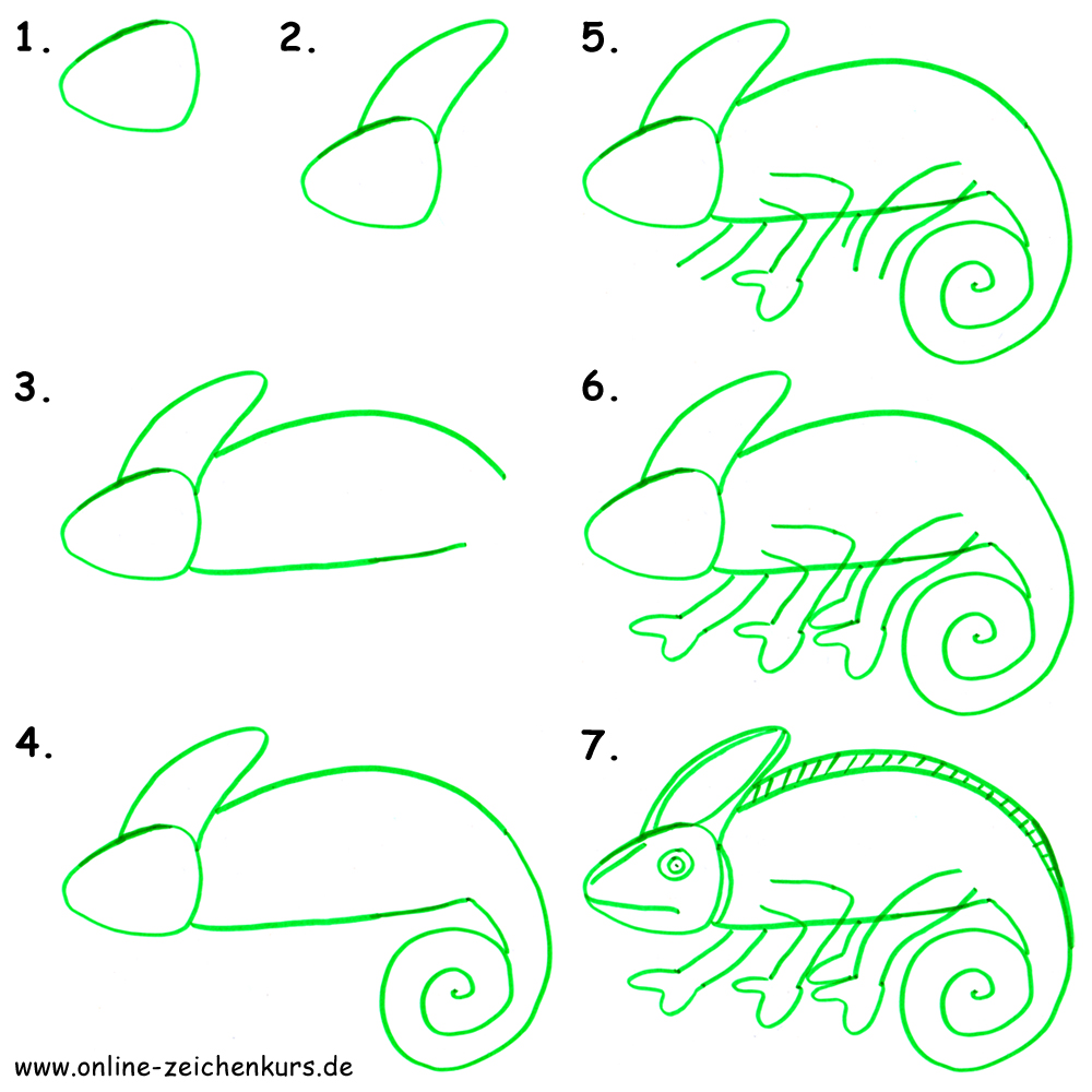 mit kindern zeichnen  zeichenanleitung für eltern