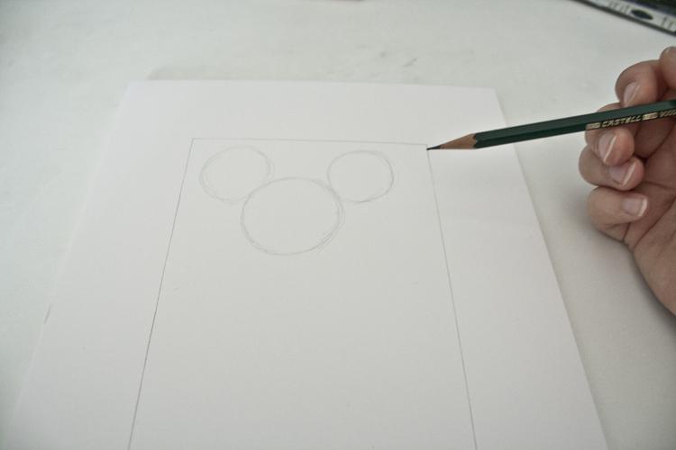 Tutorial: Comicmaus zeichnen