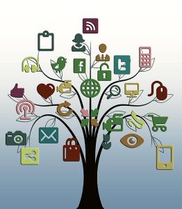 Soziale Netzwerke Verzweigung / Pixabay - geralt