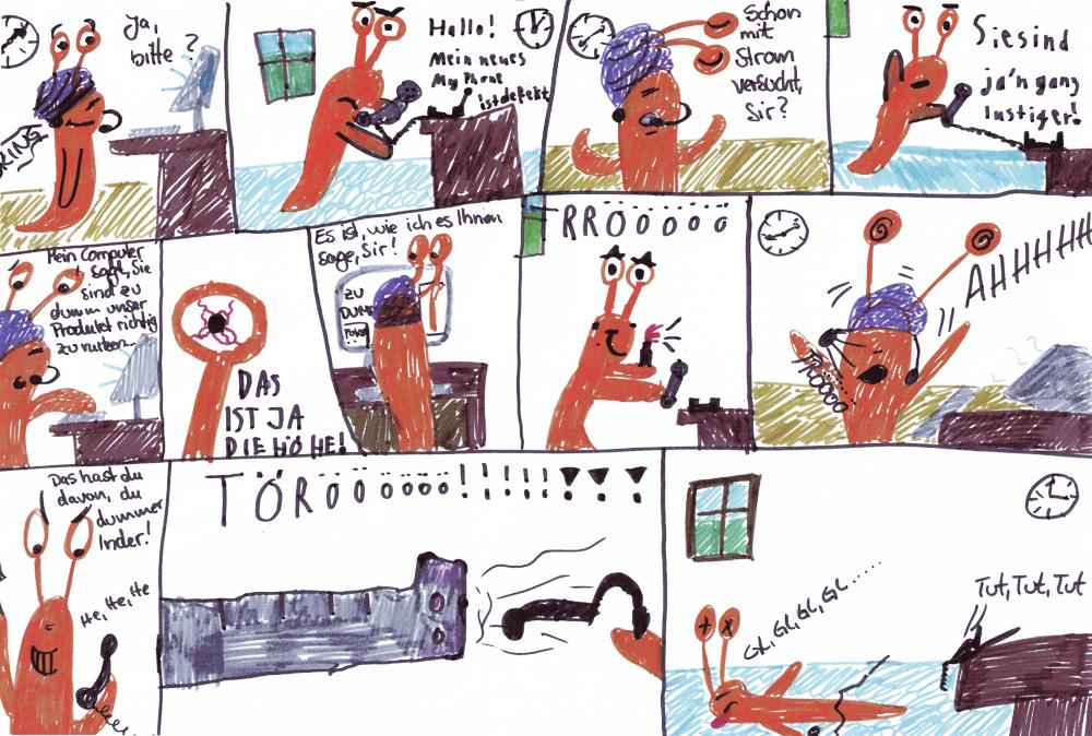 comicbilder zeichnen lernen f r kinder. Black Bedroom Furniture Sets. Home Design Ideas