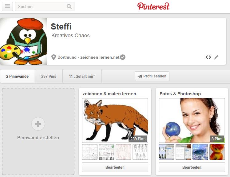 Webtipp: Tutorials auf Pinterest