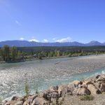 Flusspanorama - Vorlage
