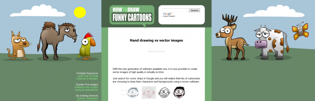 http://www.how-to-draw-funny-cartoons.com