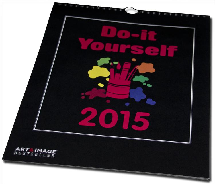 Jahreskalender selbst gestalten [2016]
