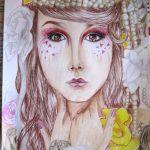 Zeichnung: Anja D., 14 Jahre
