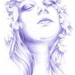 Zeichnung: Jessica P., 29 Jahre