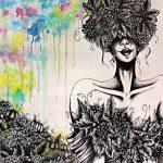 Zeichnung: Melissa Y., 19 Jahre