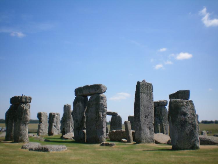 Stone Henge - Beispiel