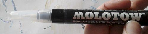 Grafx Aqua Tuschestift
