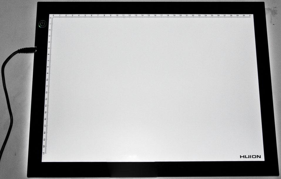 leuchttische zum zeichnen
