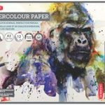 Amazon: Derwent Aquarellblock A3