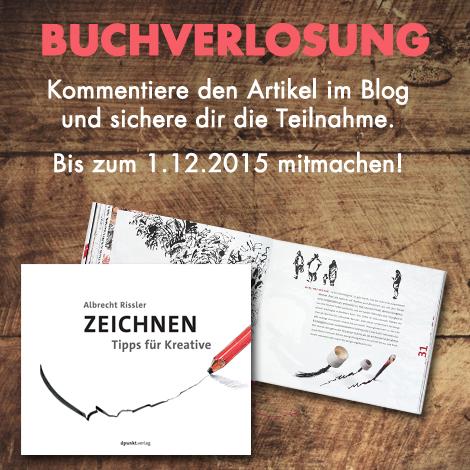 Verlosung: Albrecht Rissler - Zeichnen