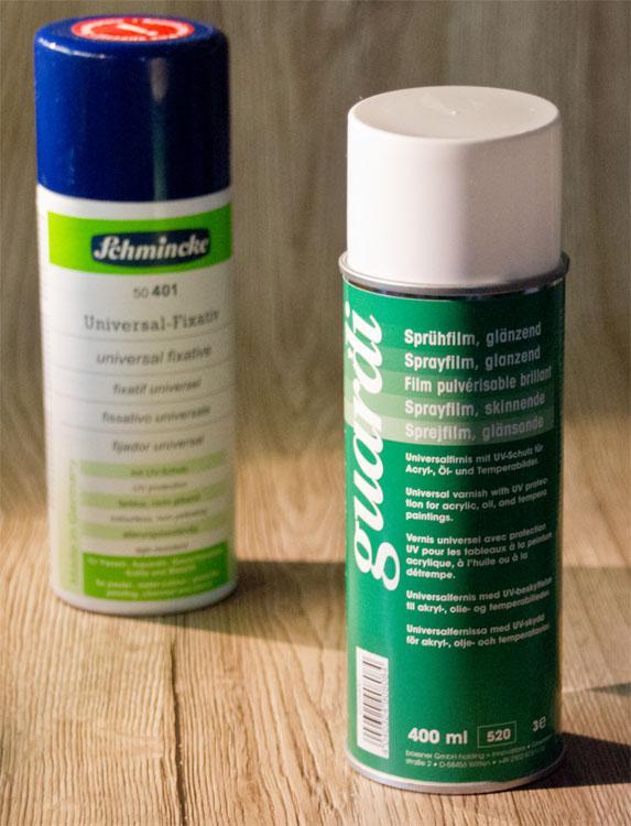 UV-Schutzspray