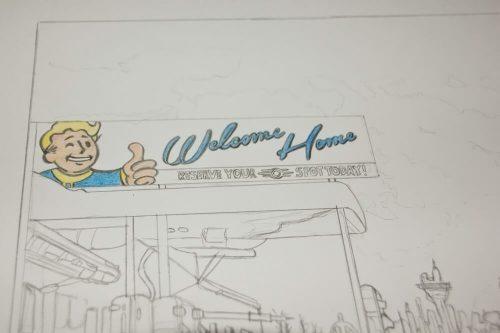 Fallout 4 Zeichnung 3a
