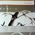 Sumi-e Papier von Hahnemühle
