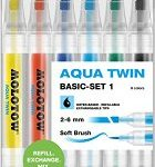 Amazon: Molotow Aqua Twin Basic Set