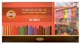 Amazon: KOH-I-NOOR TOISON D'OR 8586 Weiche Künstler-Pastellkreiden
