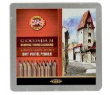 Amazon: Koh-i-noor Gioconda Soft Pastel Pencils
