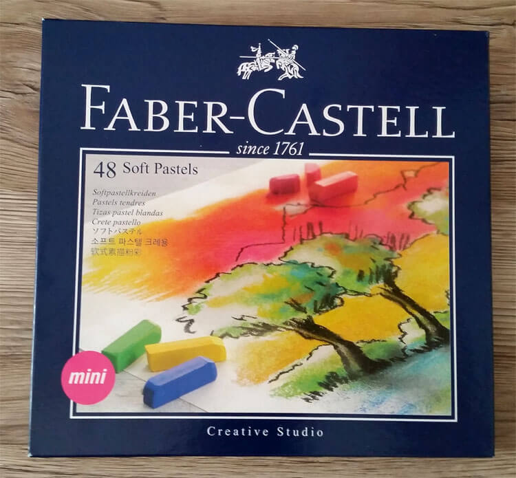 Faber-Castell Soft Pastells mini