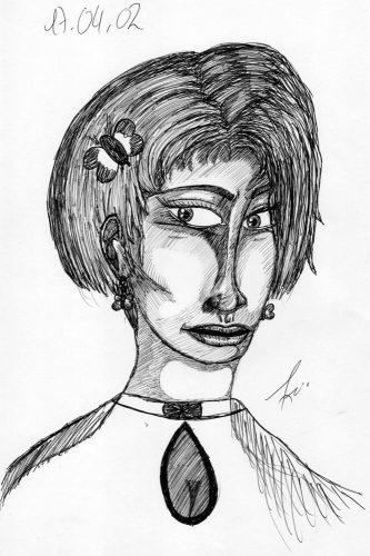 2002 - Frauenportrait