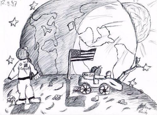 1997 - Mondlandung