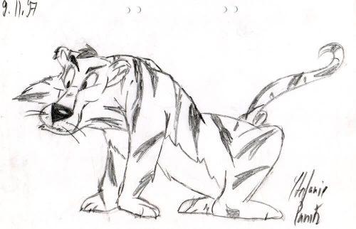 1997 - Comic Tiger