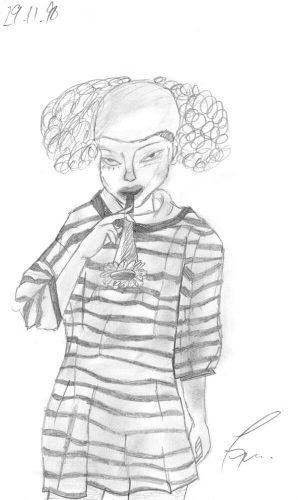1998 - Bleistift Clown