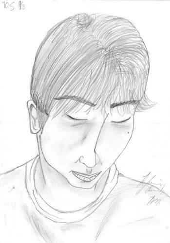 1998 - Portrait meines Bruders