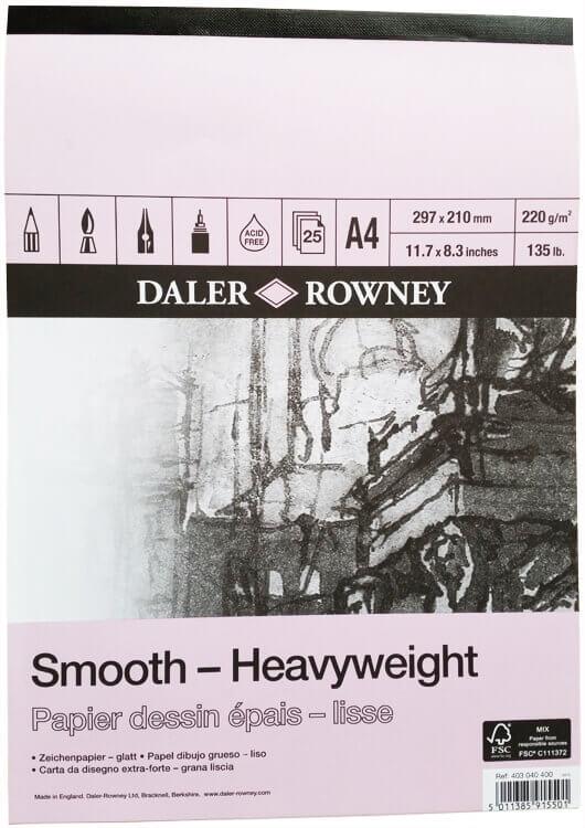 Daler Rowney - Smooth Heavyweight