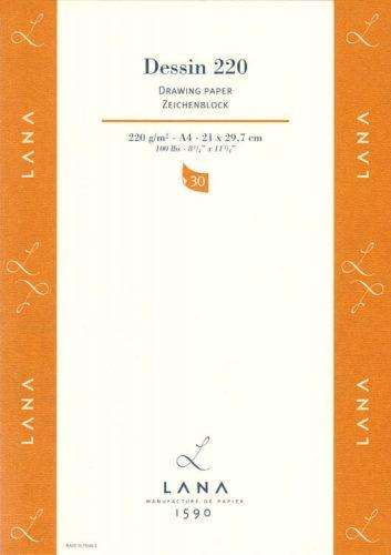 LANA Dessin 220 Zeichenpapier