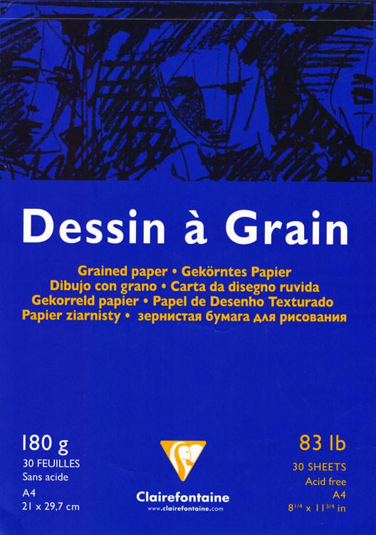 Zeichenpapier Dessin à Grain