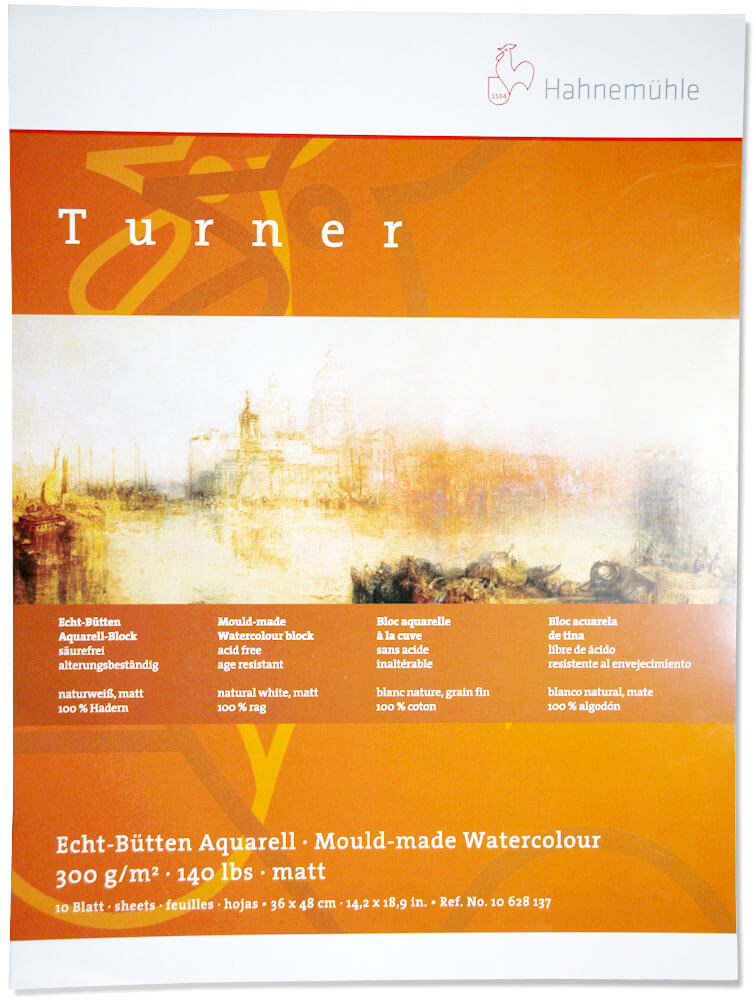 Turner Aquarellpapier