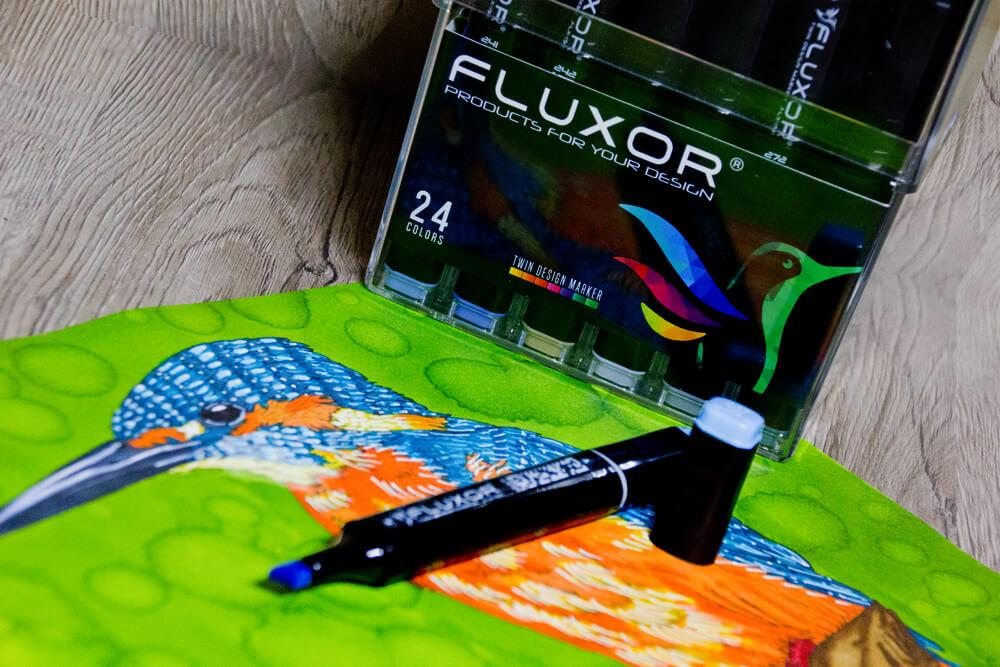 Fluxor Marker