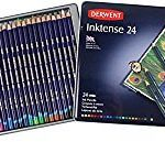 Amazon: Derwent Inktense 24er Set