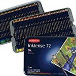 Amazon: Derwent Inktense 72er Set