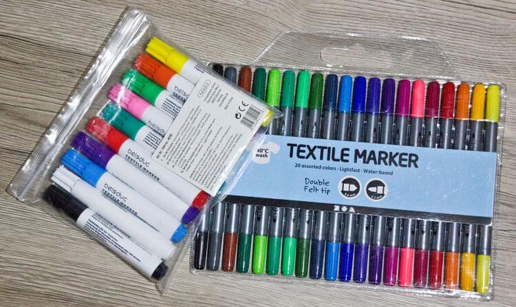 Textile Marker - Textilmarker
