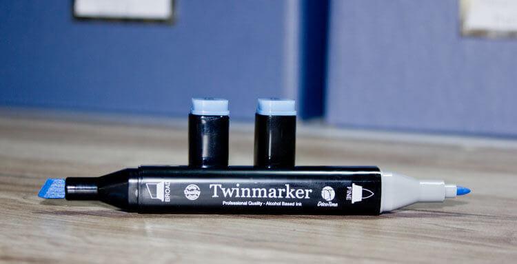 Twinmarker Spitzen