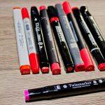 Billige Marker von Action – genauso gut wie Copics?