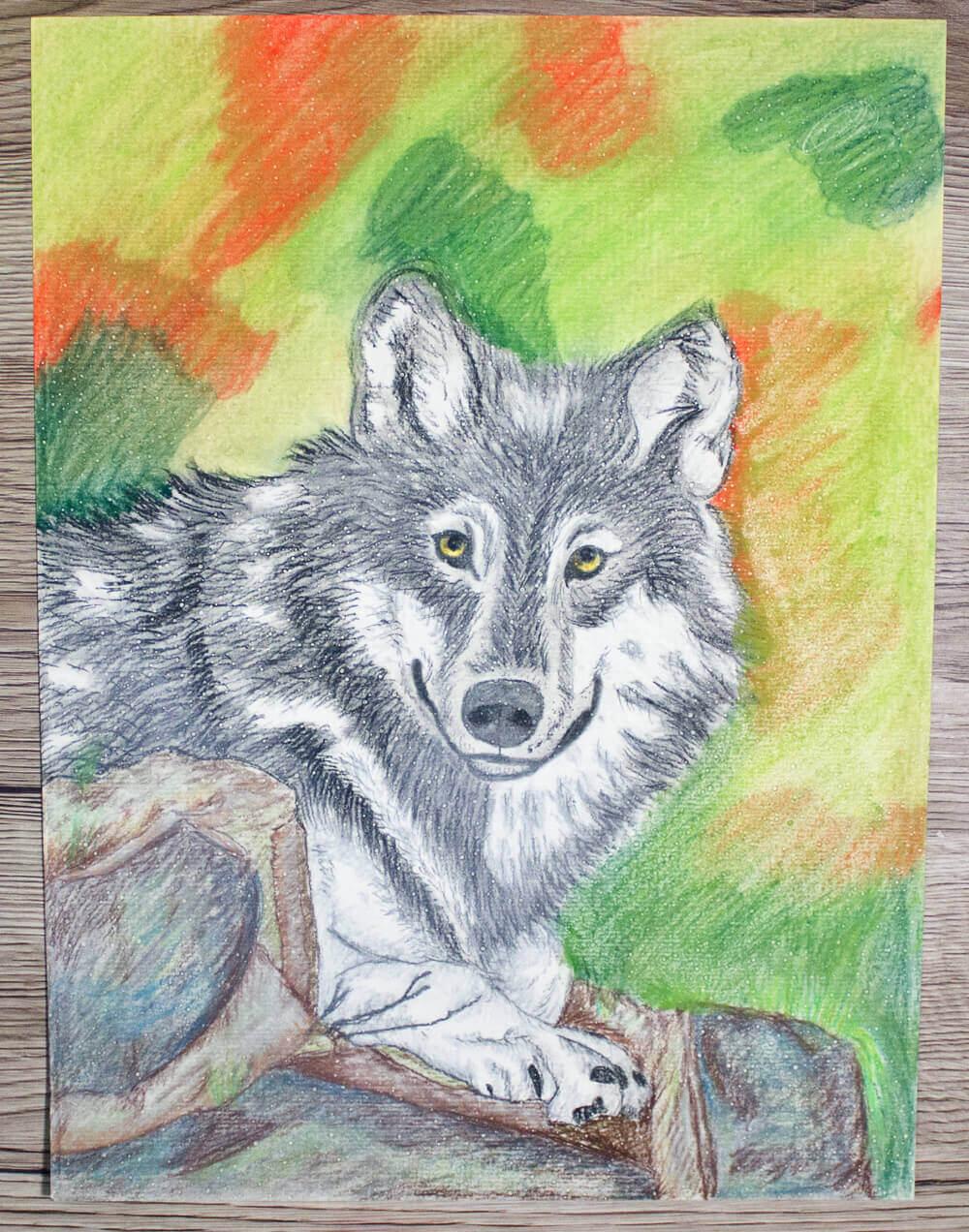 Pastellmalerei 10